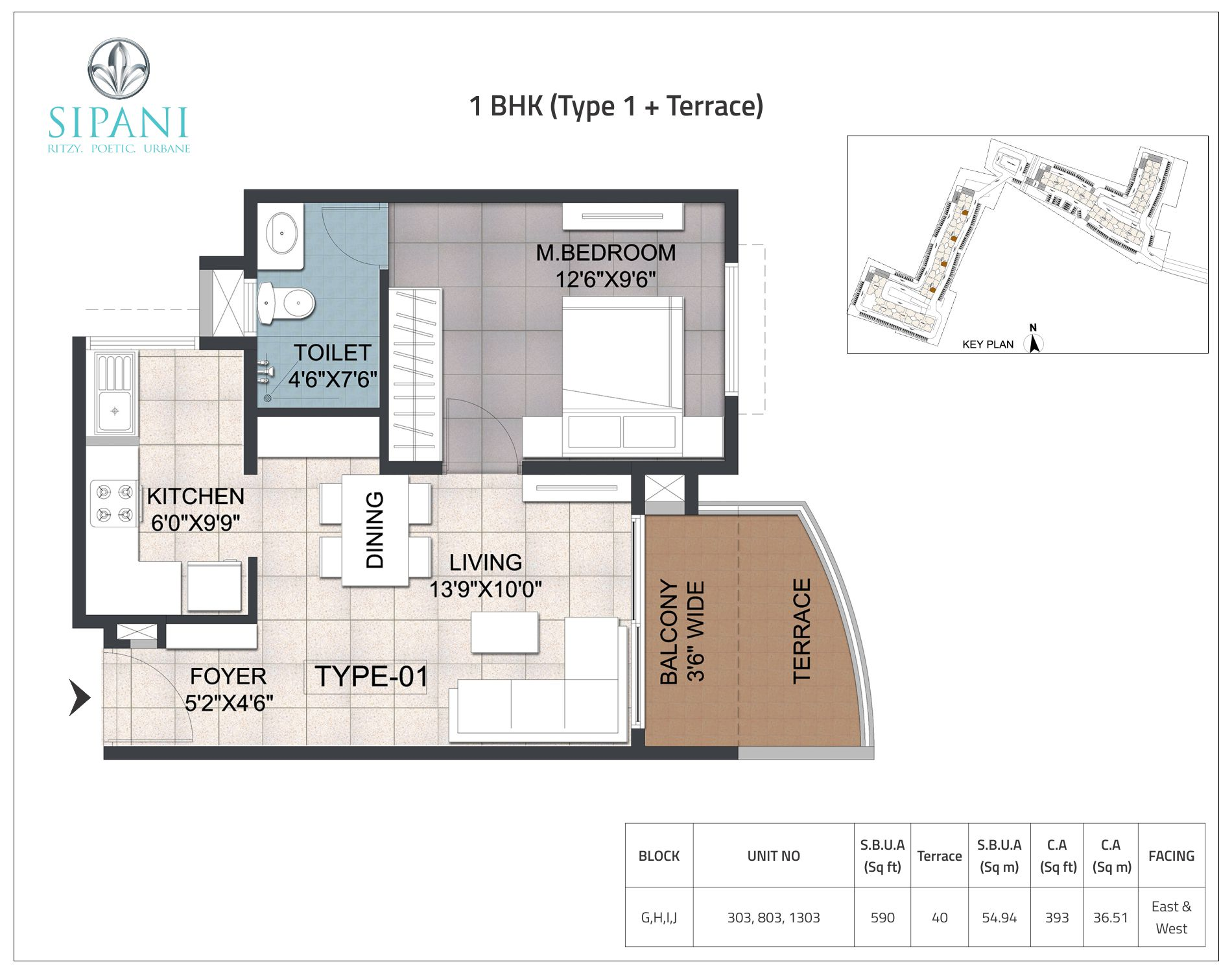 1_BHK_(Type_1+Terrace)1
