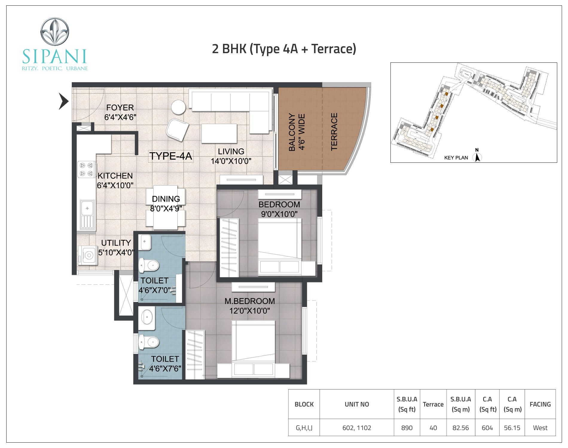 2_BHK_(Type_4A+Terrace)