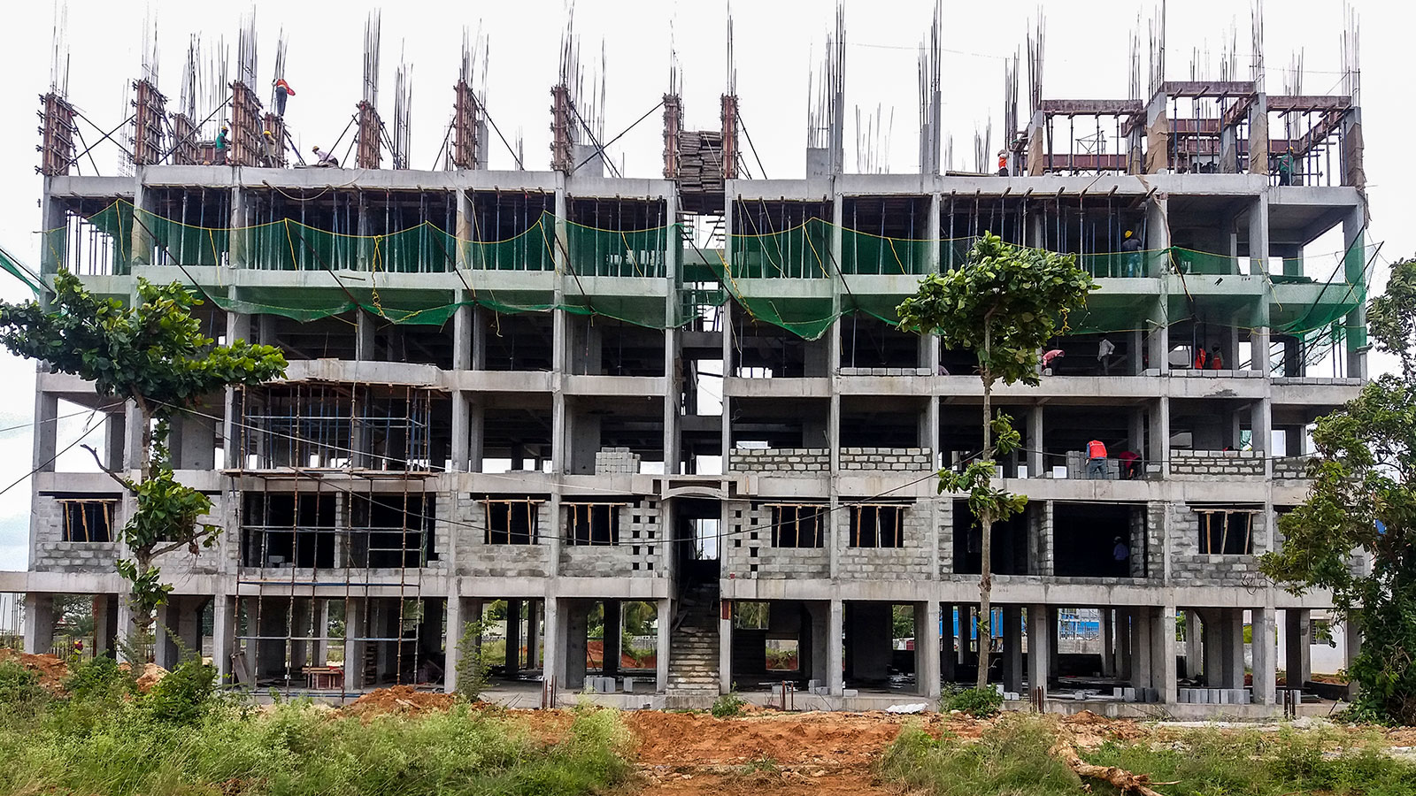 SRH Construction Status